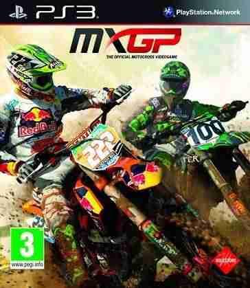 Descargar MXGP The Official Motocross Videogame [MULTI][Region Free][FW 4.4x][DUPLEX] por Torrent